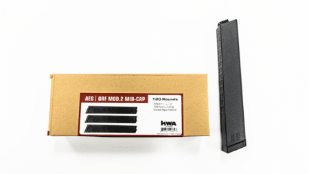 KWA Magazine QRF Mod.2 Midcap 120rds 3-pack
