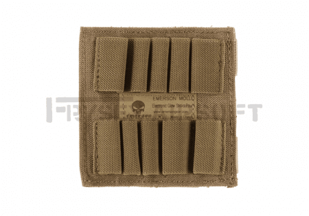 Emerson Light Stick Holder MOLLE Coyote